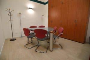 Sala riunioni RAAM