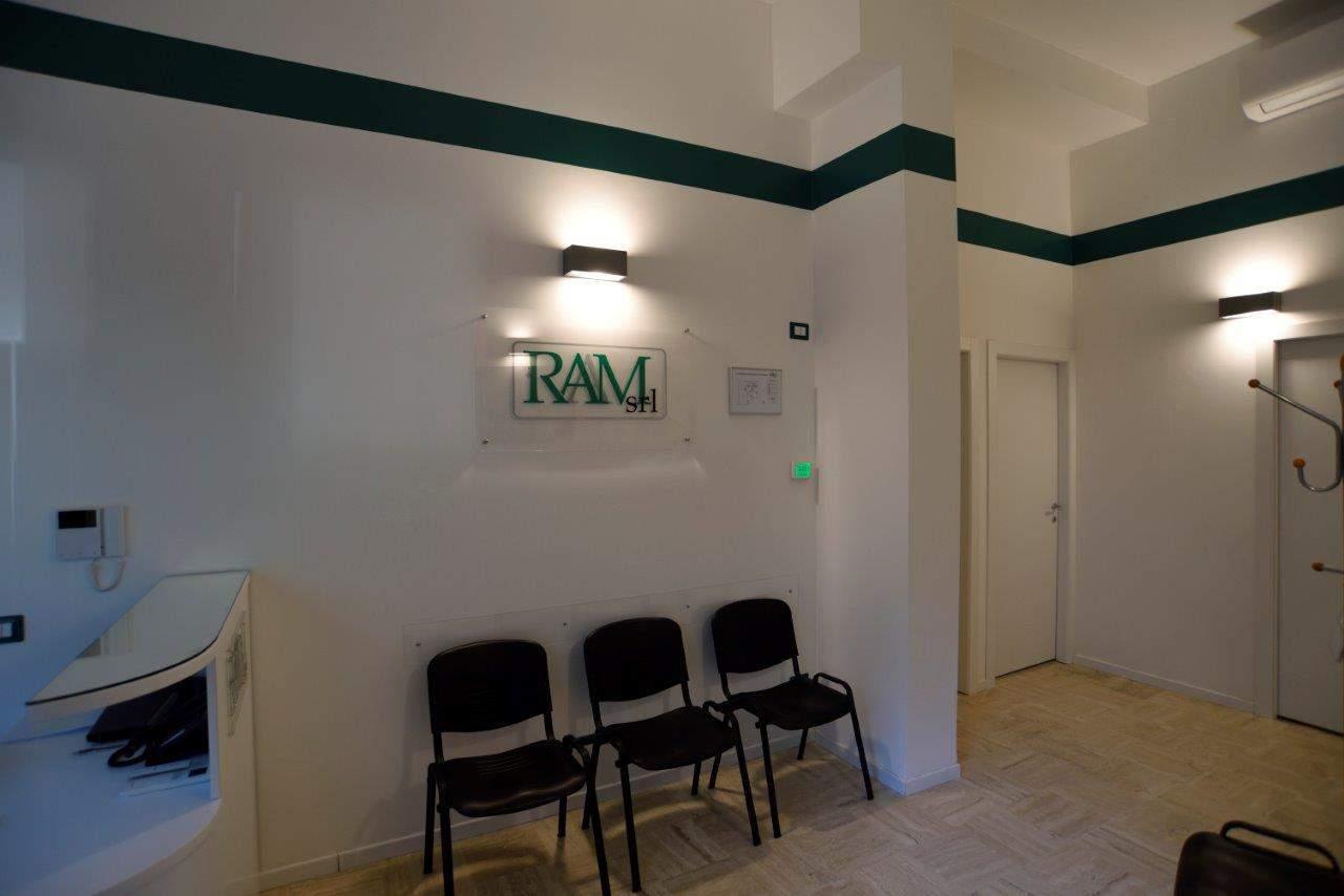 Sala aspetto RAAM